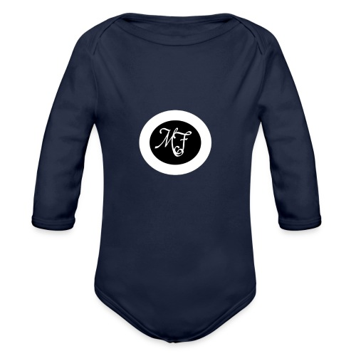 Morgan Flannigan Logo Phone Case - Organic Longsleeve Baby Bodysuit