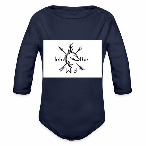 Into the Wild - Baby Bio-Langarm-Body