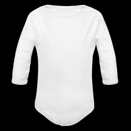 IMG 0233 - Organic Longsleeve Baby Bodysuit