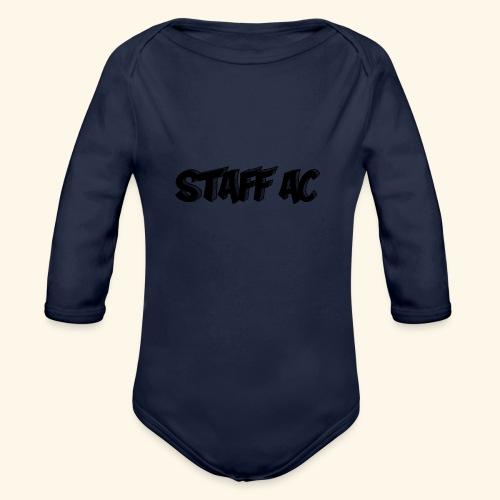 staffacbk - Body ecologico per neonato a manica lunga