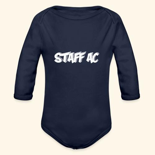 staffac - Body ecologico per neonato a manica lunga