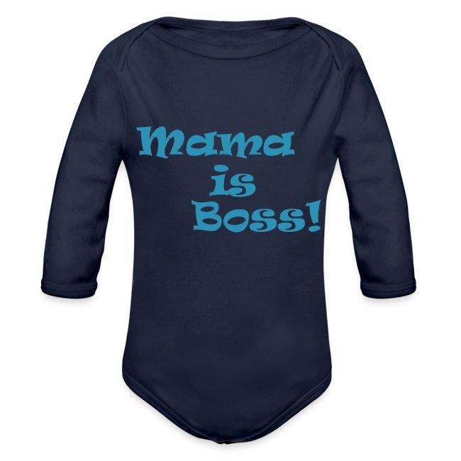 Mama is Boss! BabyBlu
