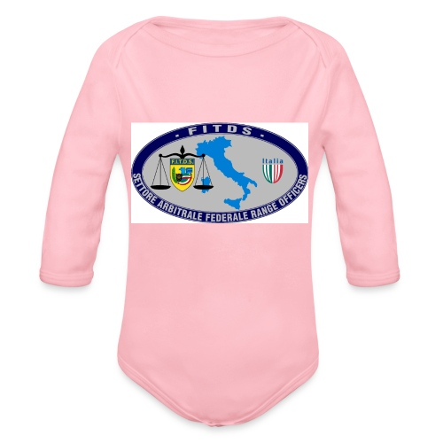 Logo SAFRO - Body ecologico per neonato a manica lunga