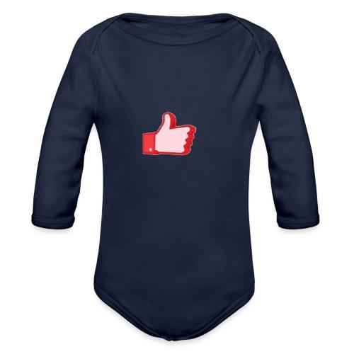 like for cover - Body ecologico per neonato a manica lunga