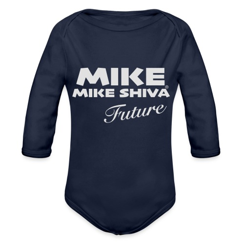 MIKE SHIVA - Baby Bio-Langarm-Body
