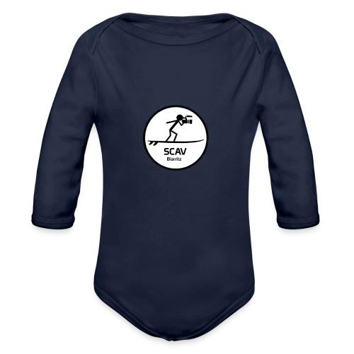 Sweatshirt Post Session - Body bébé bio manches longues
