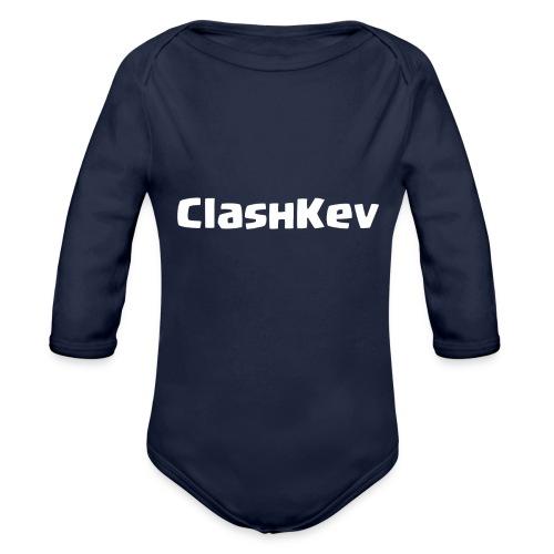 T-Shirt ClashKev #YT 02.2017 - Baby Bio-Langarm-Body