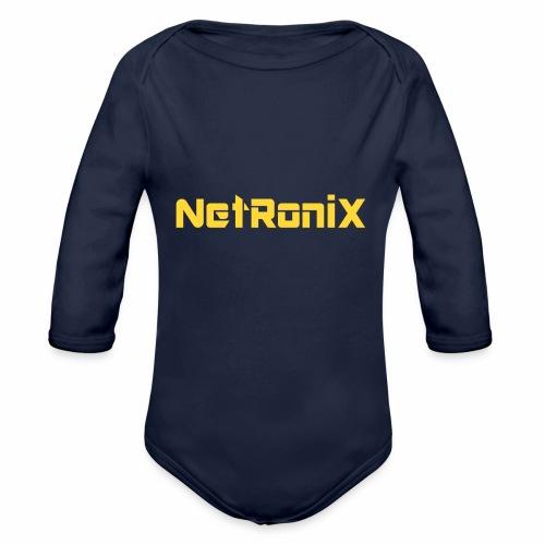 Netronix Special - Baby Bio-Langarm-Body