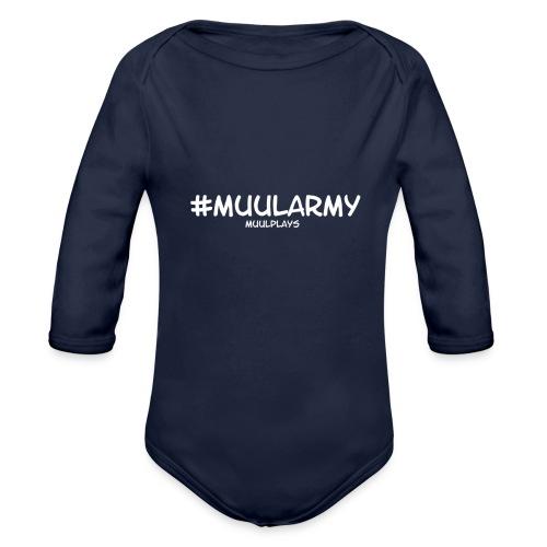 MuulPlays - Baby Bio-Langarm-Body