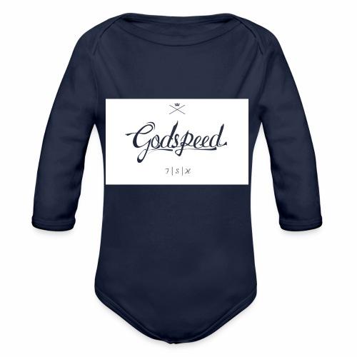 godspeed - Vauvan pitkähihainen luomu-body