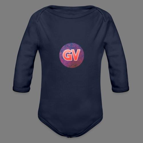 GV 2.0 - Baby bio-rompertje met lange mouwen