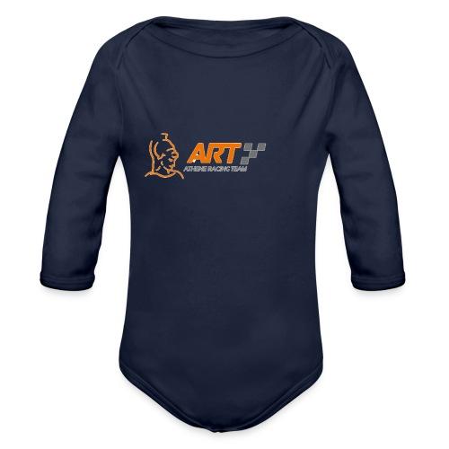 ART Logo klein - Baby Bio-Langarm-Body