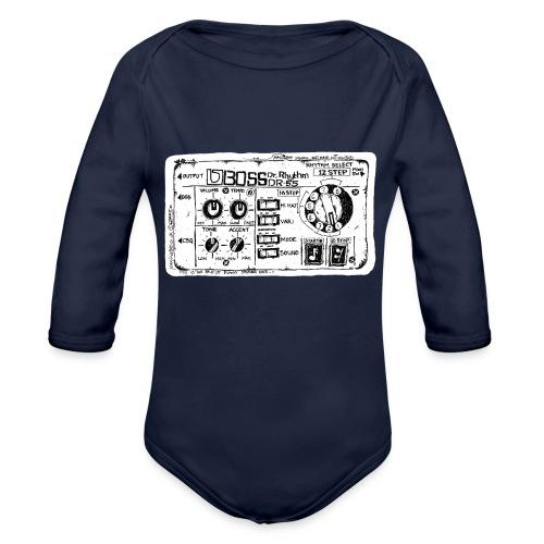 Drum Machine's R Ace! - Organic Longsleeve Baby Bodysuit
