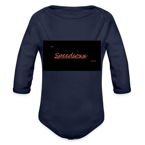 SPEEDSOXX - Baby Bio-Langarm-Body