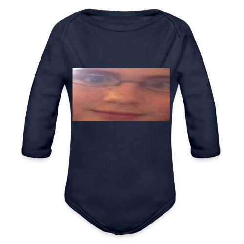 Same - Organic Longsleeve Baby Bodysuit