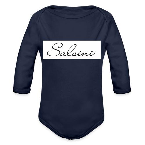 Salsini - Baby Bio-Langarm-Body