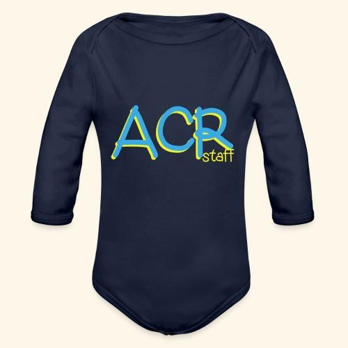 ACR - Body ecologico per neonato a manica lunga