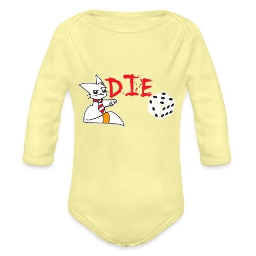 DIE - Organic Longsleeve Baby Bodysuit