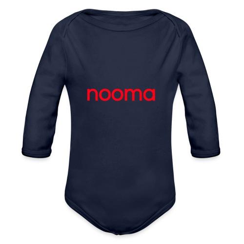 Nooma - Baby bio-rompertje met lange mouwen