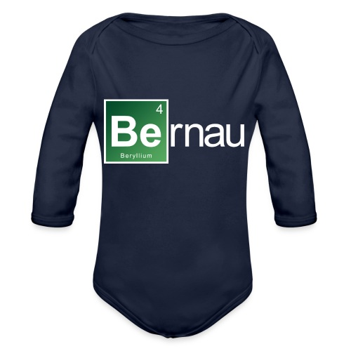 Be - Beryllium- Bernau - Baby Bio-Langarm-Body