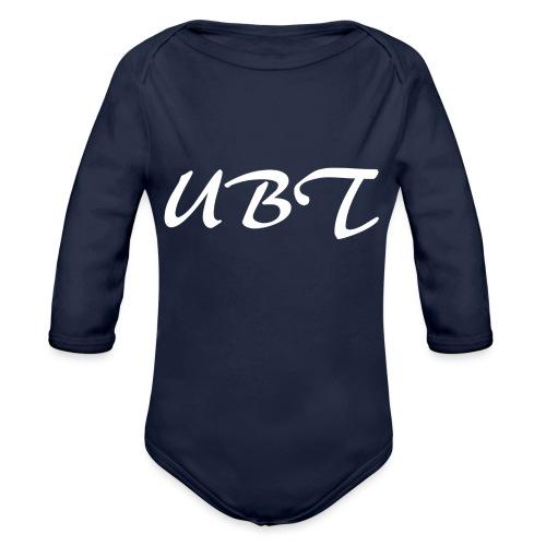 UBW - Ekologisk långärmad babybody