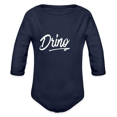 Pullover | #Drino - Baby Bio-Langarm-Body