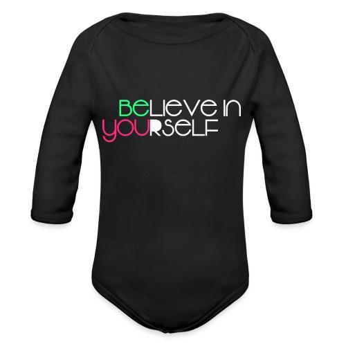be you - Body ecologico per neonato a manica lunga