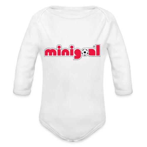 Cappellino con visiera - Body ecologico per neonato a manica lunga