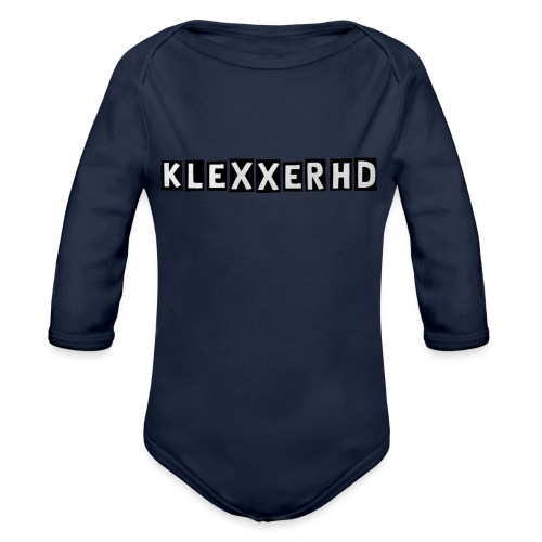 Klexxer Sportkleidung - Baby Bio-Langarm-Body
