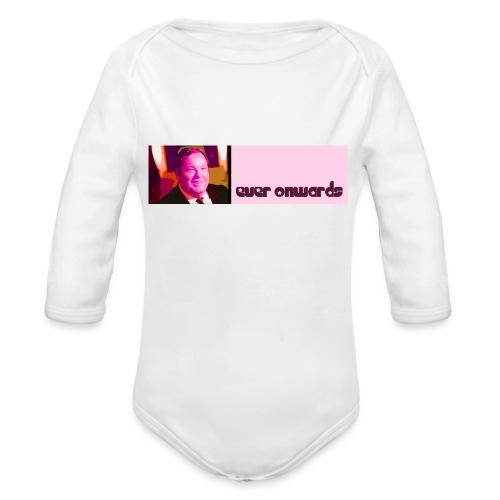Chily - Organic Longsleeve Baby Bodysuit