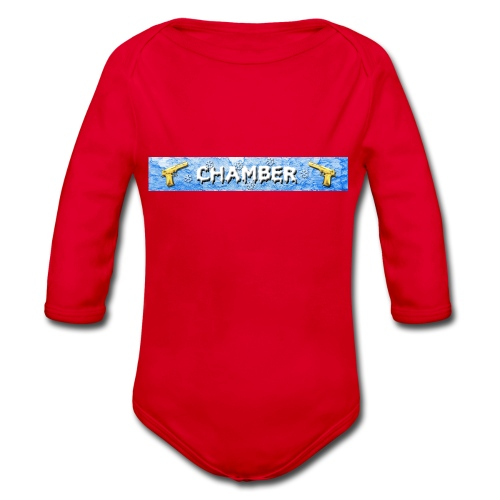 Chamber - Body ecologico per neonato a manica lunga