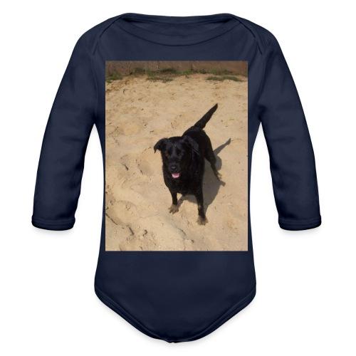 Sandpfoten - Organic Longsleeve Baby Bodysuit