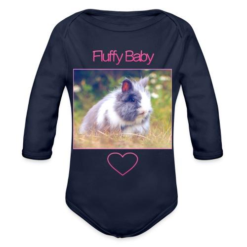 Fluffy Baby: Phone Case - Organic Longsleeve Baby Bodysuit