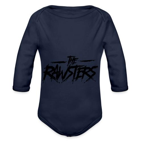 The Rawsters Logo - Body Bébé bio manches longues