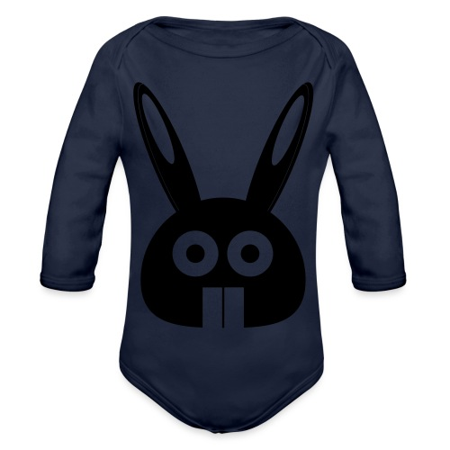 Puny Bunny - Vauvan pitkähihainen luomu-body