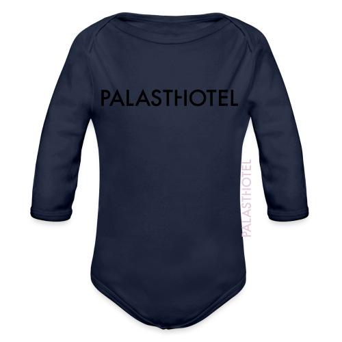 Palasthotel - Baby Bio-Langarm-Body