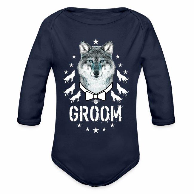 161 Wolf JGA GROOM Wolfpack Sterne