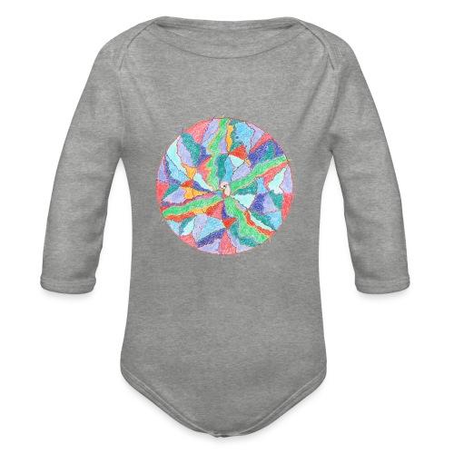 Creativity Nourishment originale JPG png - Body ecologico per neonato a manica lunga