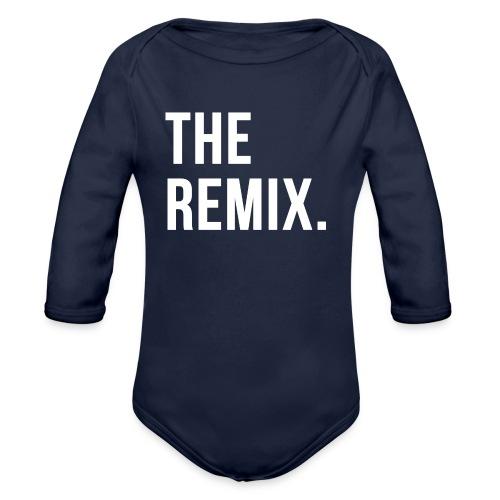 The Remix Eltern Kind Partnerlook - Baby Bio-Langarm-Body