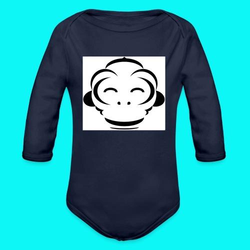 FullSizeRender_-1- - Langærmet babybody, økologisk bomuld