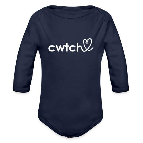 cwtcheart com - Organic Longsleeve Baby Bodysuit