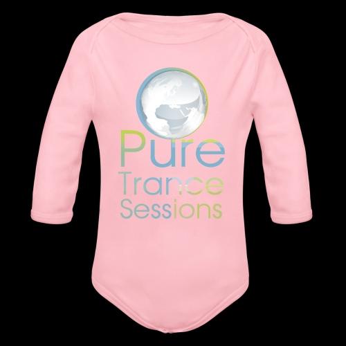 PTS logo new15 beeldmerkS png - Organic Longsleeve Baby Bodysuit