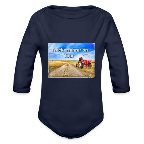 Treckerfahrer on Tour - Baby Bio-Langarm-Body