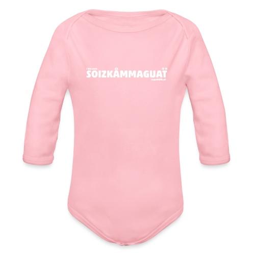 supatrüfö soizkaummaguad - Baby Bio-Langarm-Body