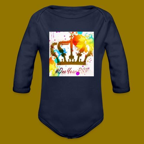 #OneYearRSP - Baby Bio-Langarm-Body