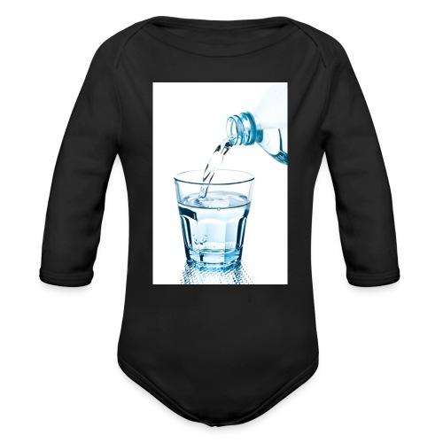 Glas-water-jpg - Baby bio-rompertje met lange mouwen