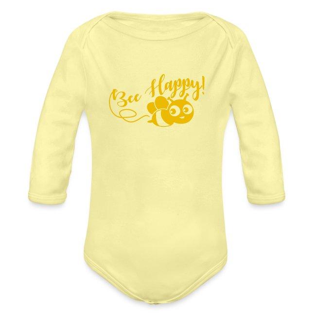 bee happy geel