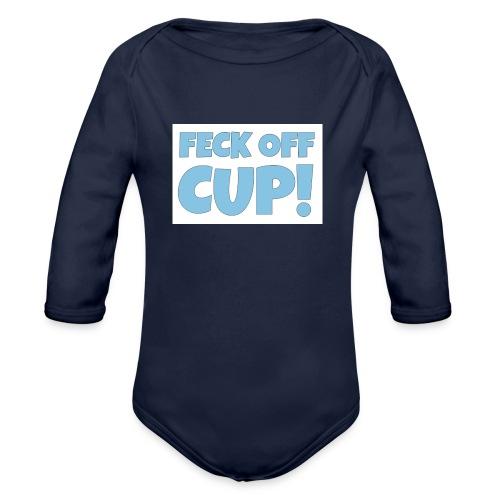 FECK - Organic Longsleeve Baby Bodysuit