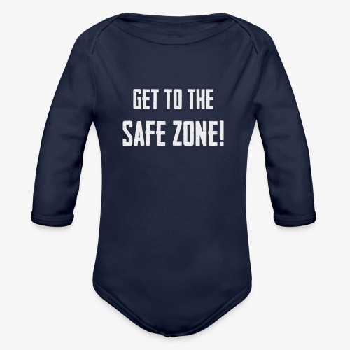 PUBG Get to the safe zone! - Baby Bio-Langarm-Body