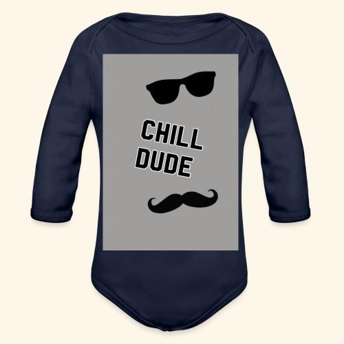 Cool tops - Organic Longsleeve Baby Bodysuit